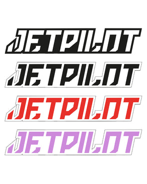 JETPILOT 21' CORP DECAL ASSORTED