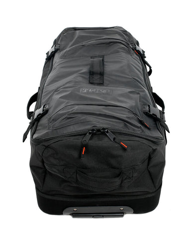 JETPILOT BLACKOUT TRAVEL BAG BLACK