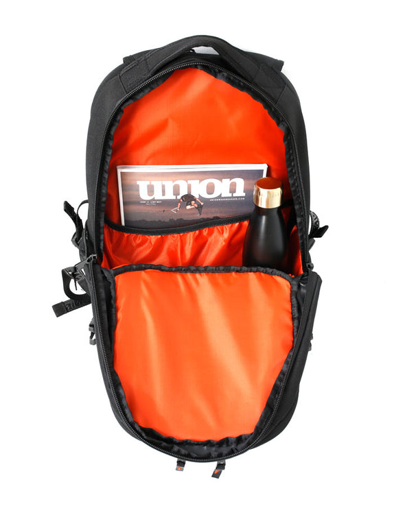 JETPILOT BLACKOUT BACKPACK BLACK