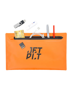 JETPILOT VENTURE DRY CASE ORANGE
