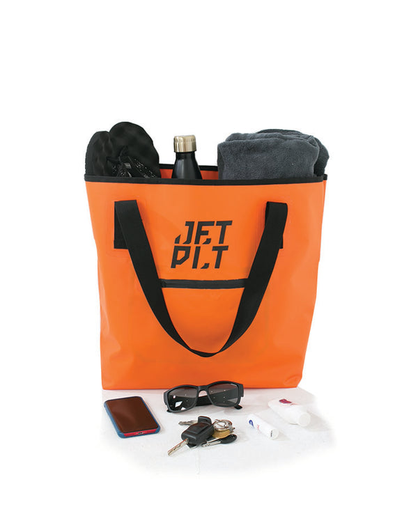 JETPILOT VENTURE DRY TOTE ORANGE