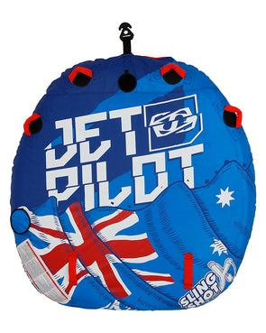 JETPILOT SLINGSHOT TOWABLE RED/BLUE