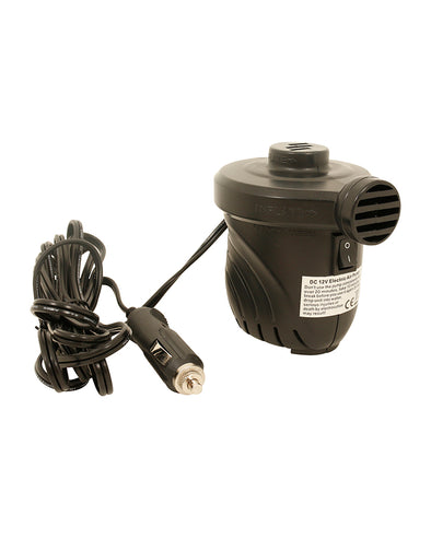 JETPILOT LIGHTWEIGHT DC PUMP BLACK
