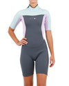 JETPILOT LADIES CAUSE LADIES SPRINGSUIT SKY/CHAR