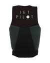 JETPILOT CAUSE LADIES F/E L50S NEO VEST BLACK