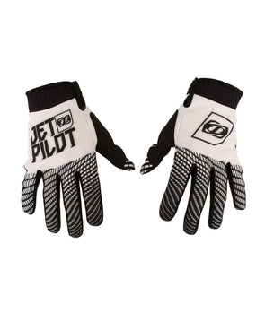 JETPILOT MATRIX PRO SUPER LITE GLOVE BLACK/WHITE