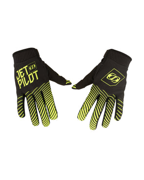JETPILOT MATRIX PRO SUPER LITE GLOVE BLACK/YELLOW