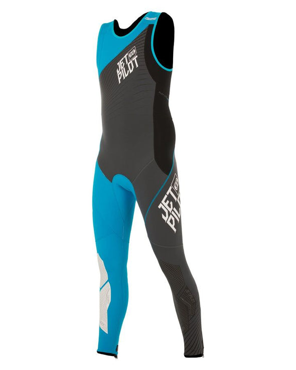 JETPILOT MENS MATRIX PRO RACE JOHN BLACK/BLUE