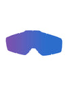 JETPILOT REPLACEMENT RADIUM LENS MENS BLUE MIRROR