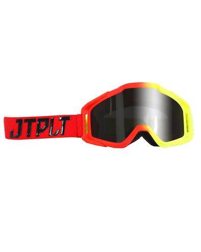 JETPILOT RX MENS RACE GOGGLE RED