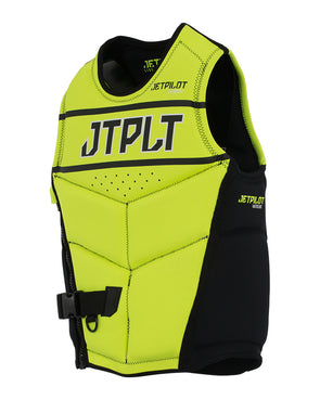 JETPILOT RX MENS S/E NEO VEST YELLOW LEVEL 50/BLACK