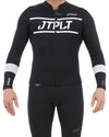 JETPILOT RX MENS RACE JACKET BLACK/WHITE