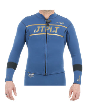 JETPILOT RX MENS RACE JACKET NAVY/GOLD