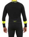 JETPILOT RX MENS RACE JACKET YELLOW/BLACK