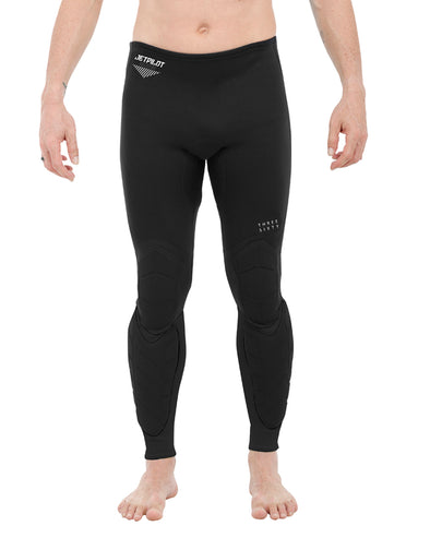JETPILOT RX MENS RACE NEO PANT BLACK/WHITE