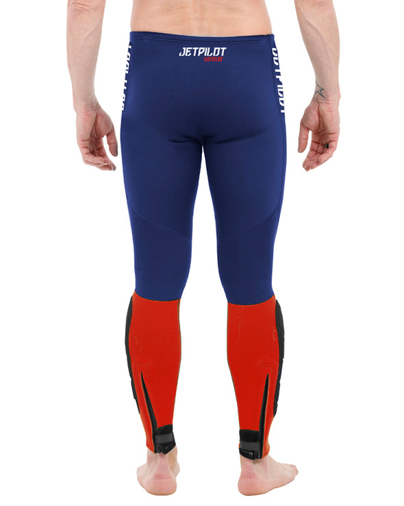 JETPILOT RX MENS RACE NEO PANT NAVY/RED