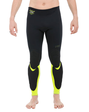JETPILOT RX MENS RACE NEO PANT YELLOW/BLACK