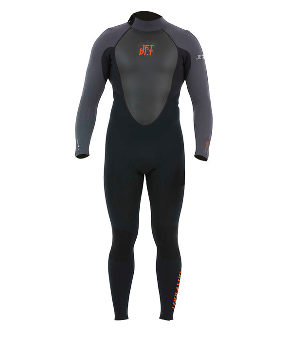 JETPILOT FLIGHT YOUTH 3/2MM LS FULLSUIT CHARCOAL