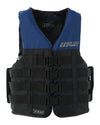 JETPILOT STRIKE MENS FE NYLON VEST BLACK/NAVY