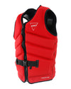 JETPILOT FREERIDE MENS F/E NEO VEST RED