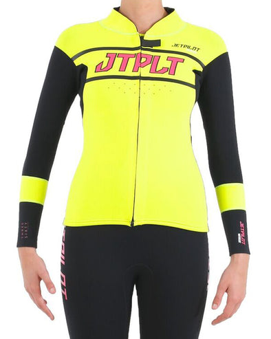 JETPILOT LADIES RX JACKET YELLOW
