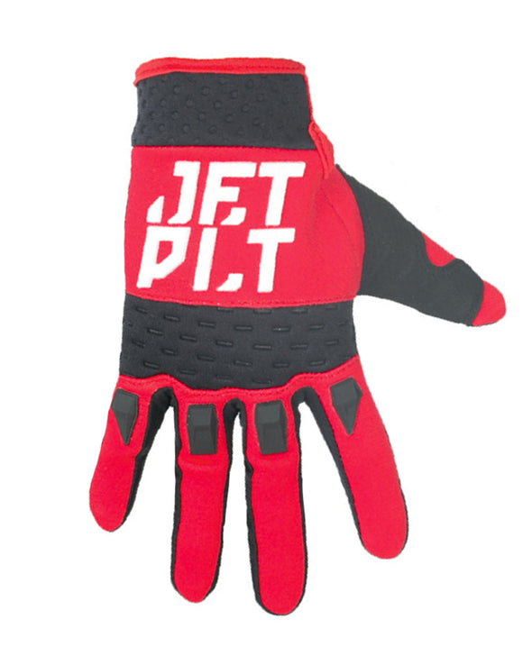 JETPILOT RX RACE GLOVE RED