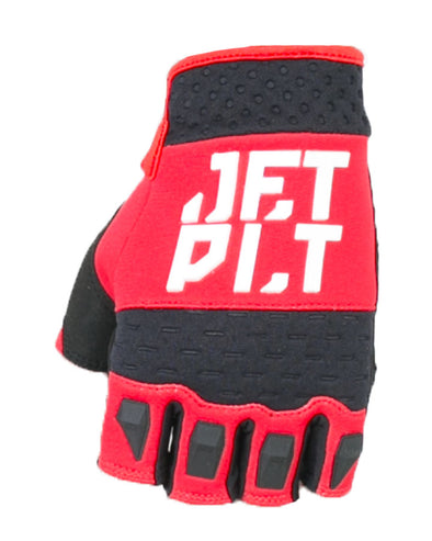 JETPILOT RX SHORT FINGER RACE GLOVE RED