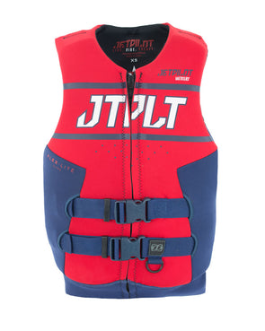 JETPILOT RX YOUTH F/E NEO VEST RED LEVEL 50