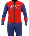 JETPILOT RX YOUTH RACE JACKET NAVY/RED