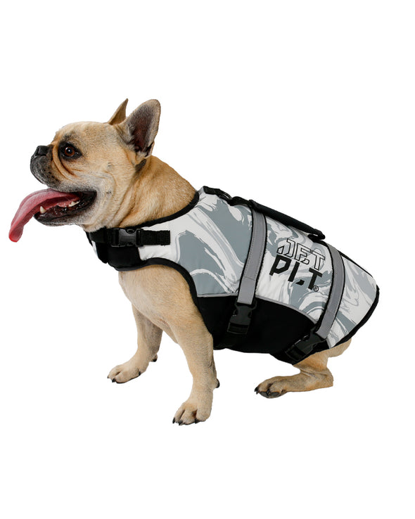 JETPILOT DOG S20 PFD WHITE