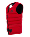 JETPILOT HYPERFLEX F/E MENS NEO VEST RED LEVEL 50