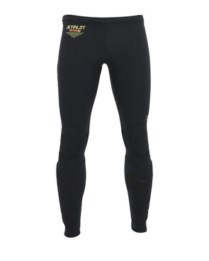 JETPILOT MENS RX RACE NEO PANT BLACK/ORANGE