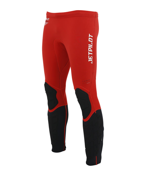 JETPILOT RX MENS RACE NEO PANT RED/BLACK