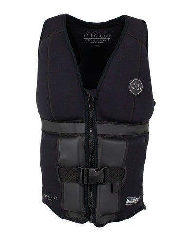 JETPILOT MIDNIGHT F/E LADIES NEO VEST BLACK