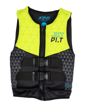 JETPILOT THE CAUSE F/E YOUTH NEO VEST YELLOW L50