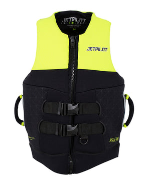 JETPILOT CAUSE MENS S-GRIP FE NEO VEST YELLOW LEVEL 50