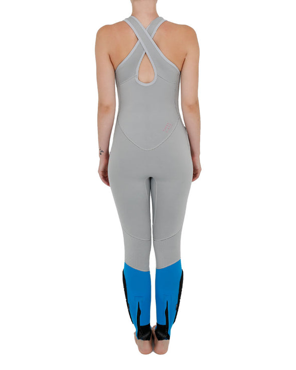 JETPILOT RX LADIES JANE GREY/BLUE