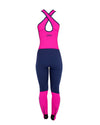 JETPILOT RX LADIES JANE NAVY/PINK