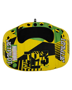 JETPILOT JP3 WING TOWABLE GREEN/YELLOW