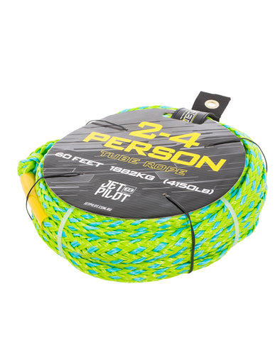 JETPILOT 2-4 PERSON TUBE ROPE GREEN