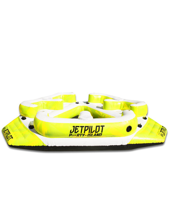 JETPILOT JP PARTY ISLAND WHITE/GREEN