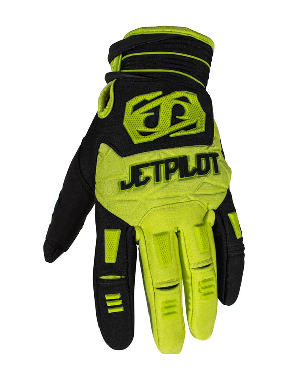 JETPILOT MATRIX RACE GLOVE BLACK/LIME