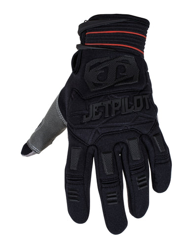 JETPILOT MATRIX RACE GLOVE Black/Red