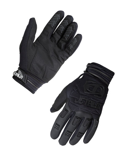 JETPILOT MATRIX HEATSEEKER GLOVE BLACK