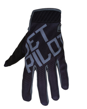 JETPILOT PHANTOM SUPER LITE GLOVE BLACK/CHARCOAL