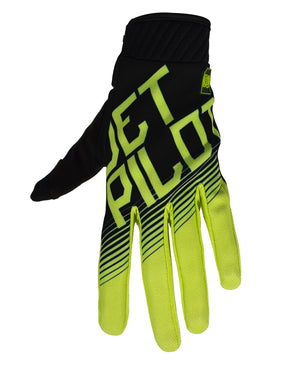 JETPILOT PHANTOM SUPER LITE GLOVE BLACK/LIME