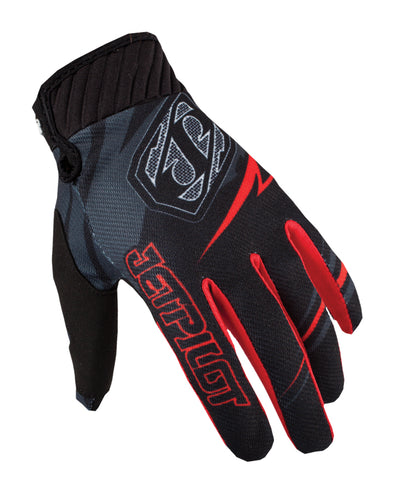 JETPILOT PHANTOM GLOVE RED