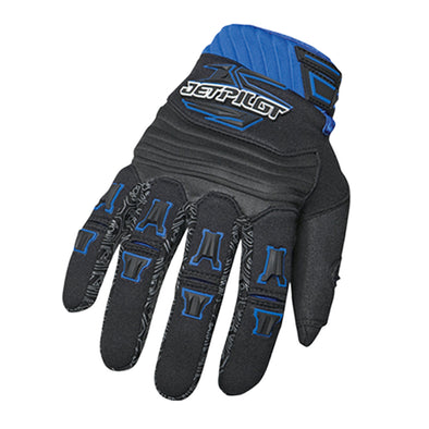 JETPILOT RACE GLOVE BLUE