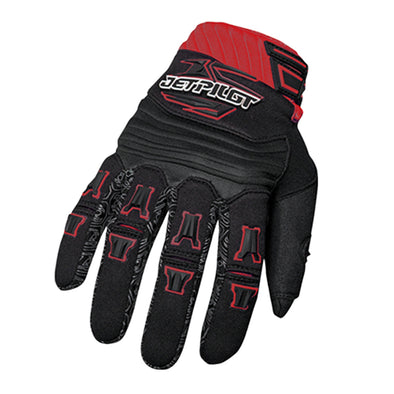JETPILOT RACE GLOVE RED
