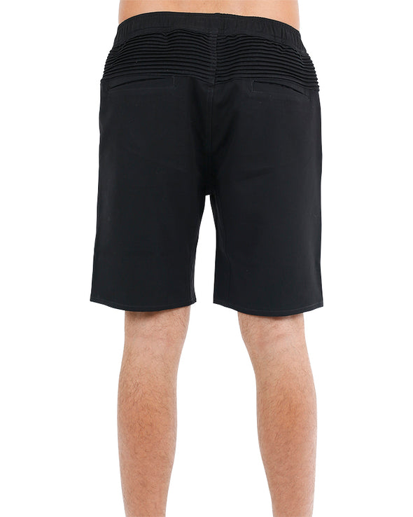 JETPILOT RIDER MENS BOARKSHORT BLACK